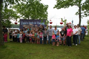 Take a Kid Fishing Day, May 27, 2012